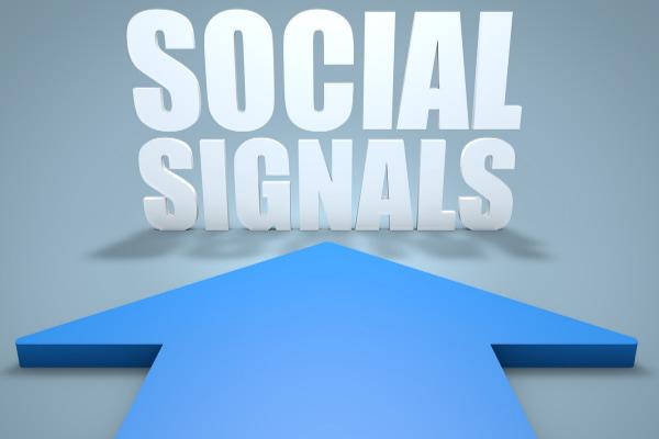 segnali social per la seo